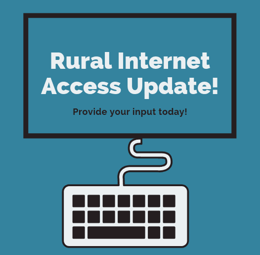Rural Internet Access Update_5.22.2019