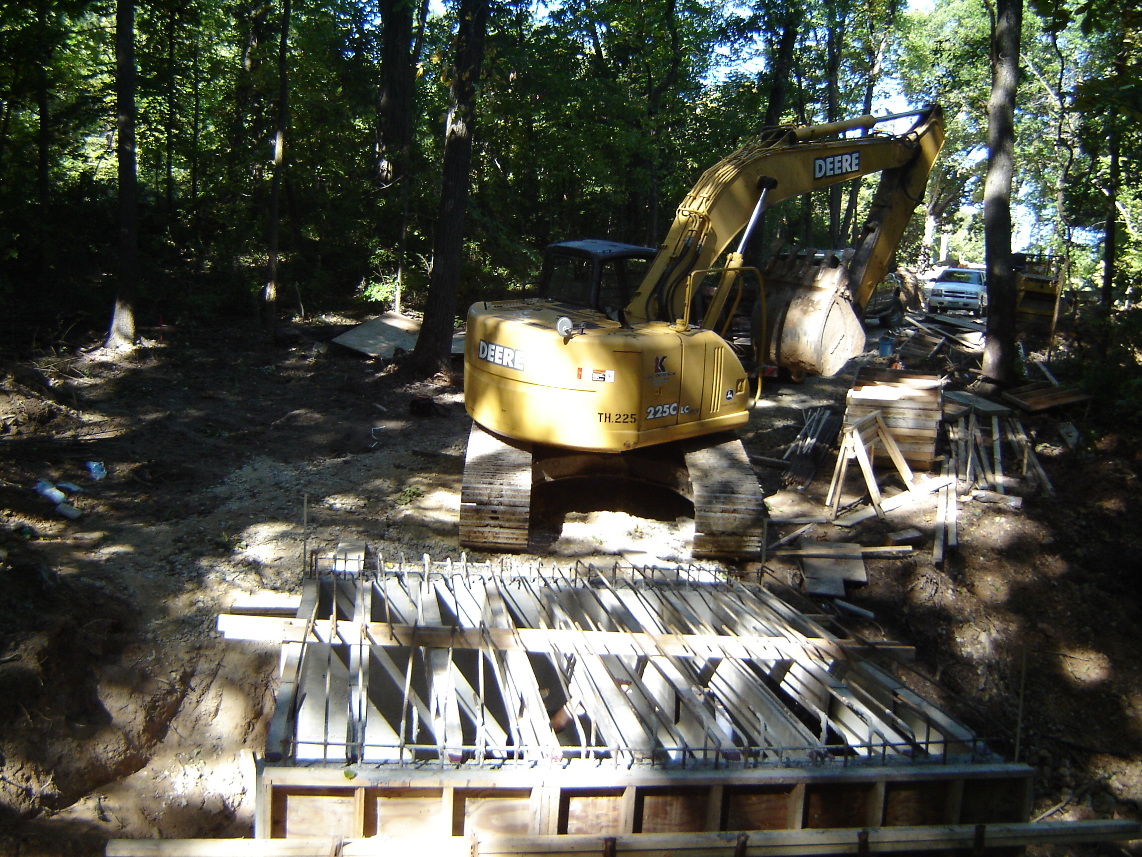 Wildwood Greenway Under Construction